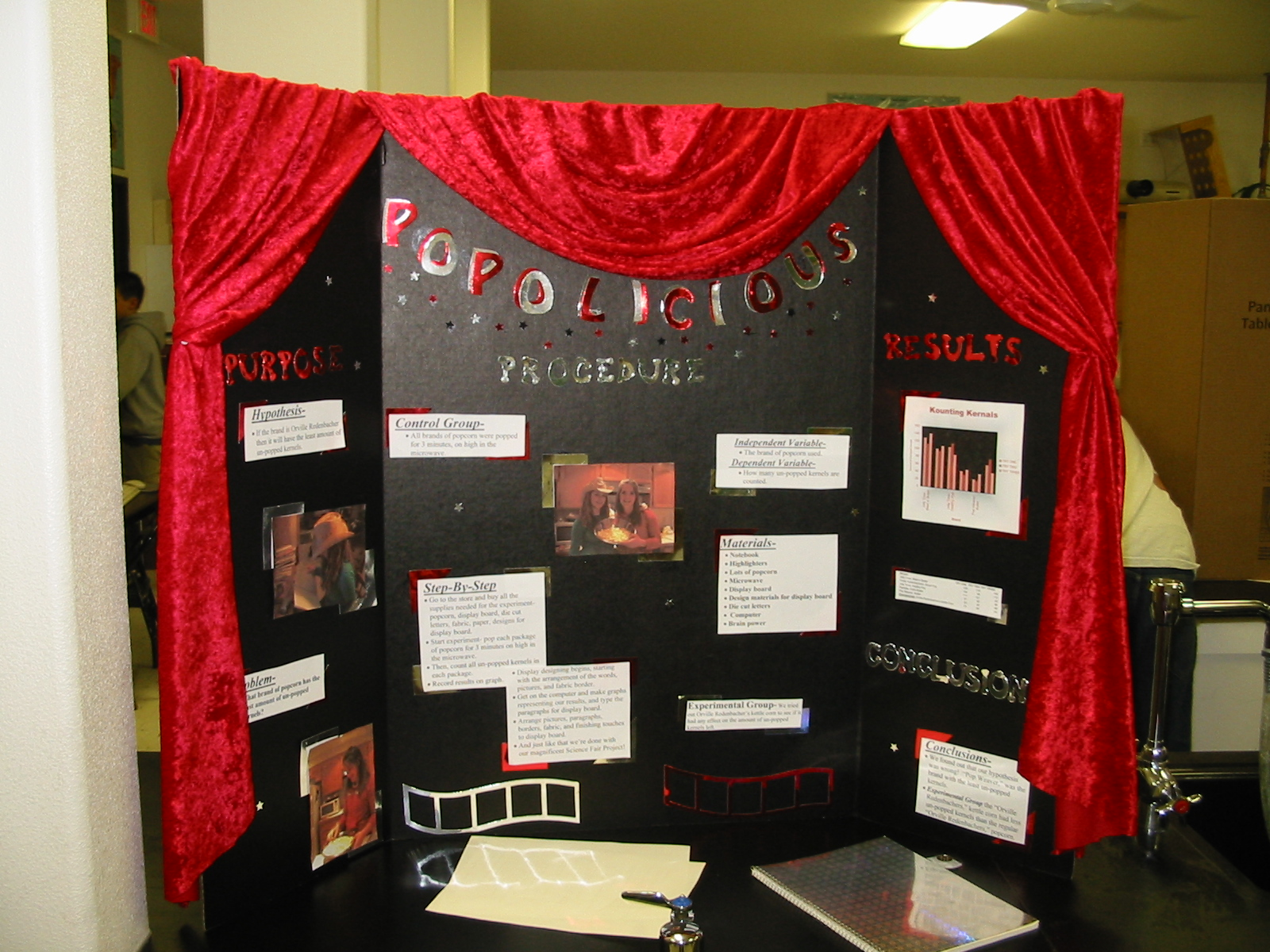 popcorn science fair projects The advantages to popcorn projects include easy, cheap, quick, and you can bribe your kids with eating the popcorn after the project is done the disadvantage.